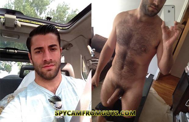 amateur hairy stud naked selfie – Spycamfromguys, hidden ...
