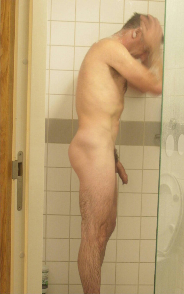 Dick In The Shower 75