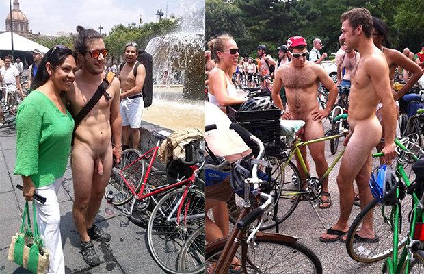 Pics public naked men